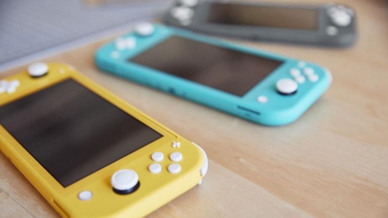 Nintendo Switch Lite llegó al mercado a finales de 2019.