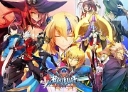 Carátula de BlazBlue: Central Fiction - Nintendo Switch