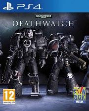 Carátula de Warhammer 40.000: Deathwatch - PS4