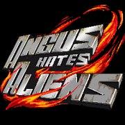 Carátula de Angus hates Aliens - PS3