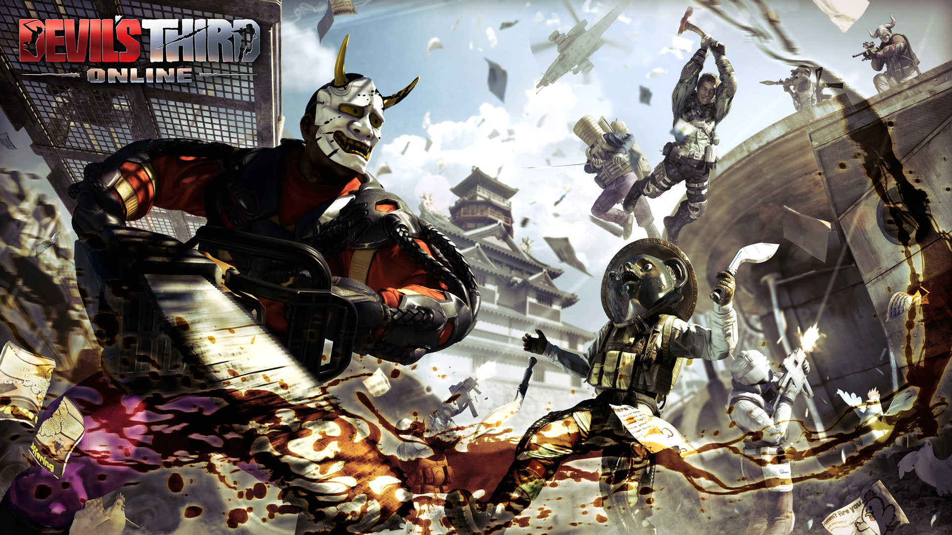 Devil S Third Online Para Pc Se Estrena En Japon El 8 De Junio