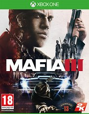 Carátula de Mafia III - Xbox One