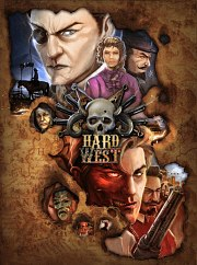 Carátula de Hard West - Linux