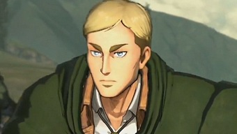 A.O.T. Wings of Freedom: Erwin