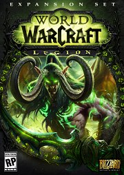Carátula de World of Warcraft: Legion - PC