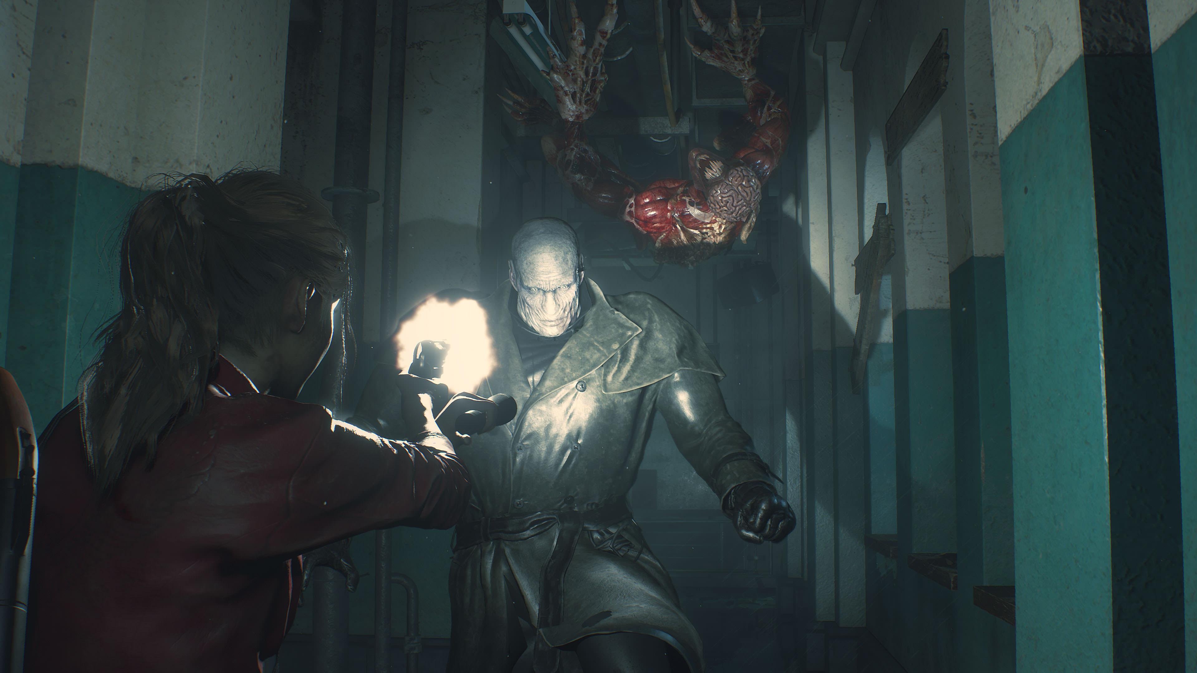 Un nuevo juego entra a pruebas privadas — Resident Evil