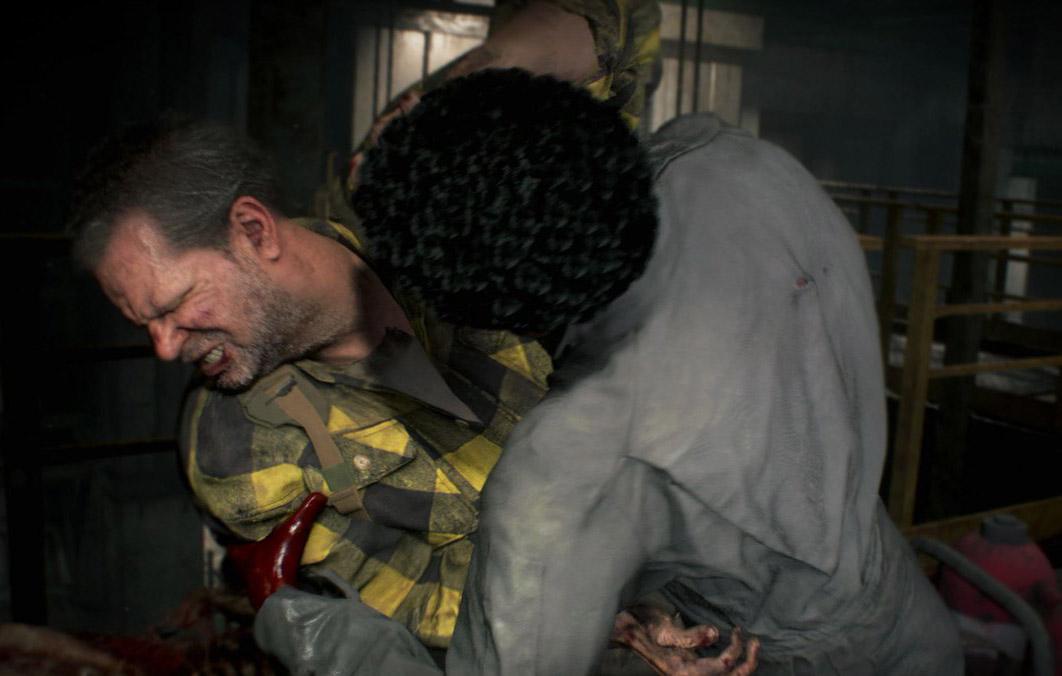 Detalles del primer DLC de Resident Evil 2