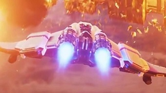 Video Everspace, Teaser Tráiler Gameplay