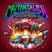 Carátula de Super Mutant Alien Assault - Vita