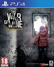 Carátula de This War of Mine: The Little Ones - PS4