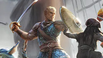 Video Pillars of Eternity II: Deadfire, Presentación en Kickstarter