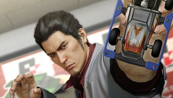 Video Yakuza: Kiwami, Gameplay Capturado
