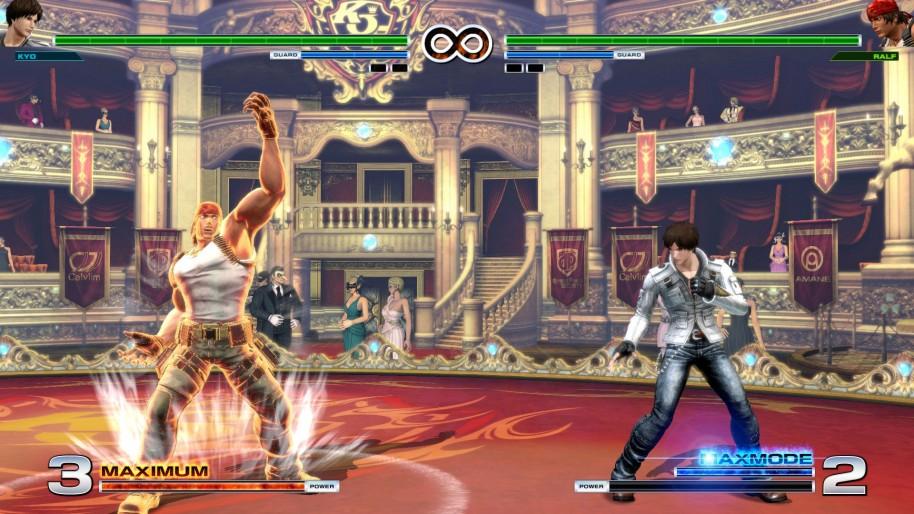 The King of Fighters XIV: The King of Fighters XIV: Lucha clásica renovada