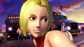 Blue Mary (DLC), nuevo personaje de KOF XIV. Tráiler