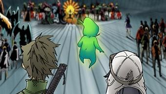 Video Shin Megami Tensei IV, Dioses y Demonios
