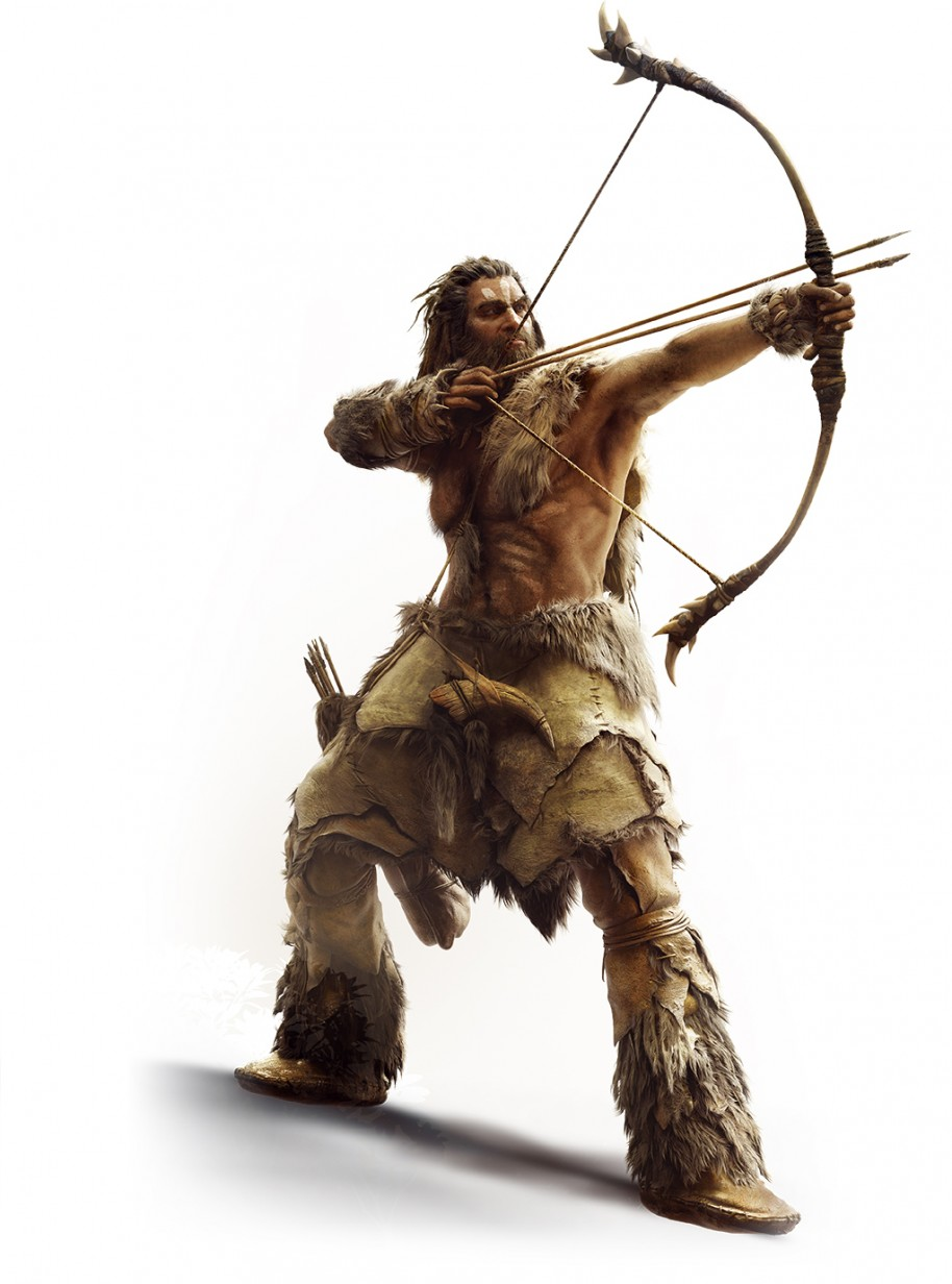 Far Cry Primal: El Far Cry más salvaje y violento. Gameplay