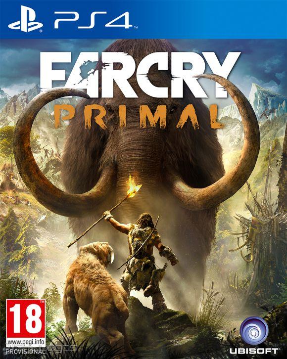 Descarga gratis para tu ps4  el juego de  Far Cry: Primal[PS4][PKG][EUR][4.05][MULTI.HOST]