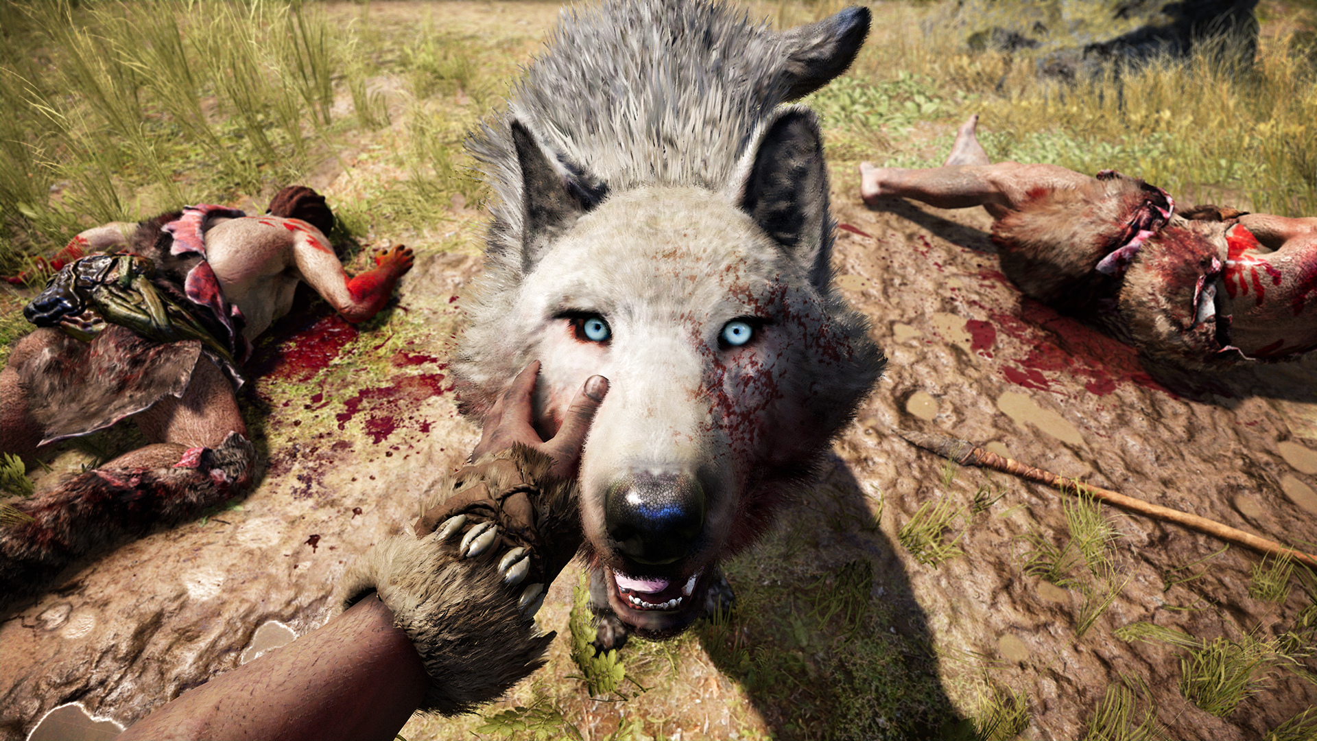Far Cry: Primal apuesta por la experiencia en solitario y prescindirá del multijugador