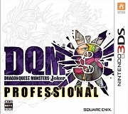 Carátula de Dragon Quest Monsters: Joker 3 - 3DS