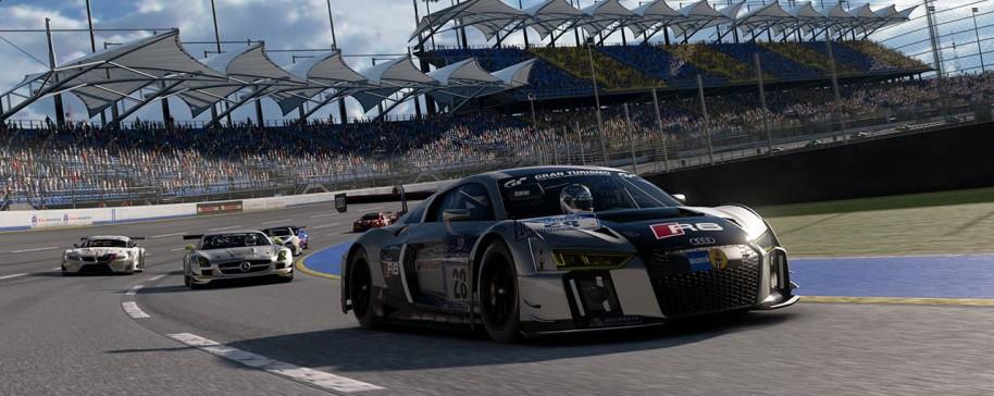Gran Turismo Sport: Motor Gran Turismo, espíritu de competición