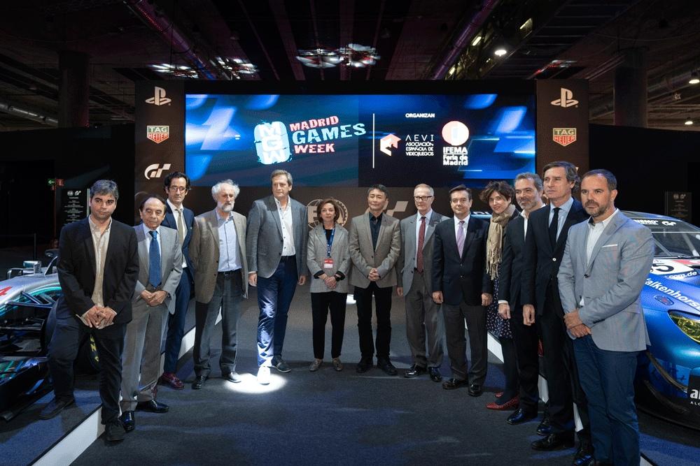 Madrid Games Week homenajea al creador de Gran Turismo