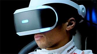 Video Gran Turismo Sport, Realidad Virtual