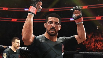 Video UFC 2, Modo Carrera y Campeonatos Online