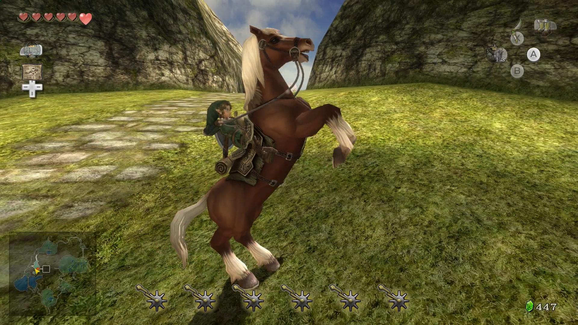 Nintendo detalla las nuevas características y las mejoras de The Legend of Zelda: Twilight Princess HD
