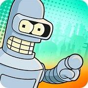 Carátula de Futurama: Game of Drones - iOS
