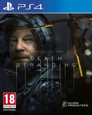 Carátula de Death Stranding - PS4