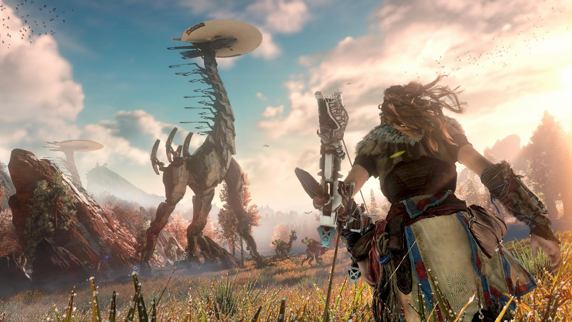 """Kojima: """"La tecnología de Horizon: Zero Dawn está a años luz del resto"""""""