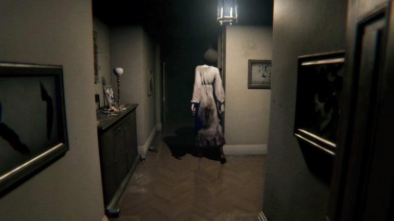 Imagen de P.T., la demo interactiva del cancelado Silent Hills.