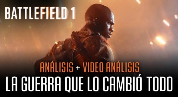 An�lisis de Battlefield 1