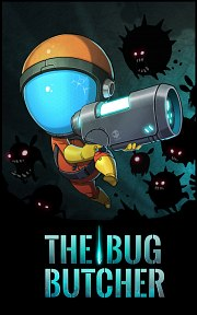 Carátula de The Bug Butcher - Linux