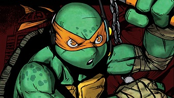 Video TMNT: Mutantes en Manhattan, TMNT Mutantes en Manhattan: Michelangelo