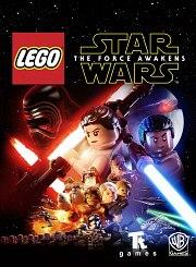 Carátula de LEGO SW: El Despertar de la Fuerza - PS4