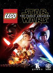 Carátula de LEGO SW: El Despertar de la Fuerza - Xbox 360