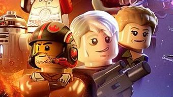 Top UK: LEGO Star Wars: El Despertar de la fuerza comanda las ventas británicas
