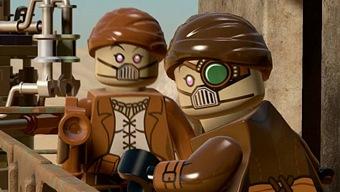 Video LEGO SW: El Despertar de la Fuerza, Lucha por la Supervivencia de Poe