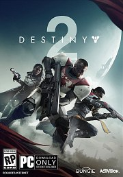 Carátula de Destiny 2 - PC