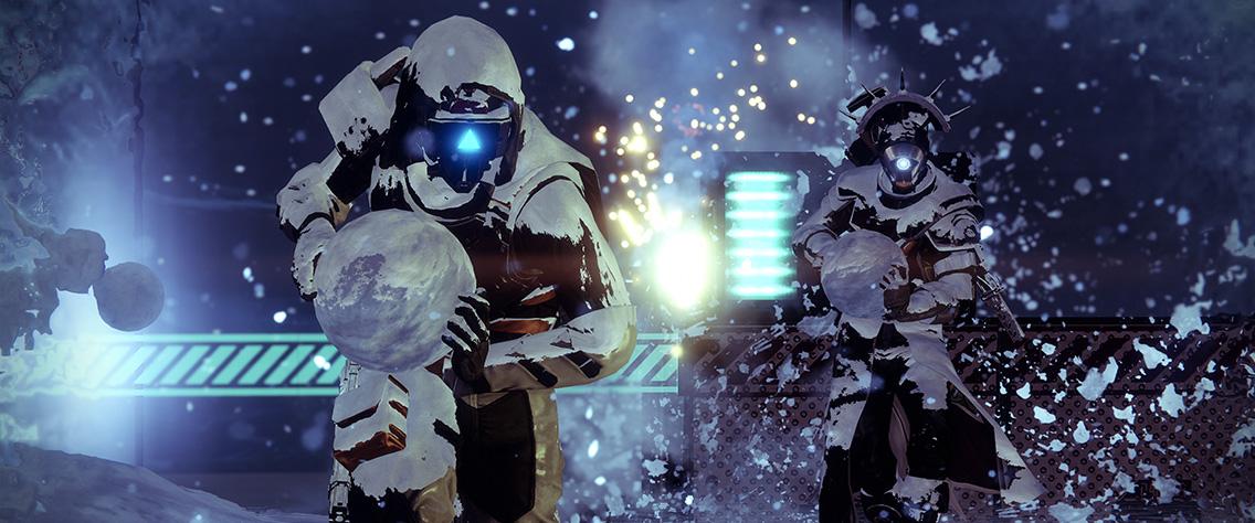 Destiny 2 prepara el regreso de su evento de invierno: la Aurora