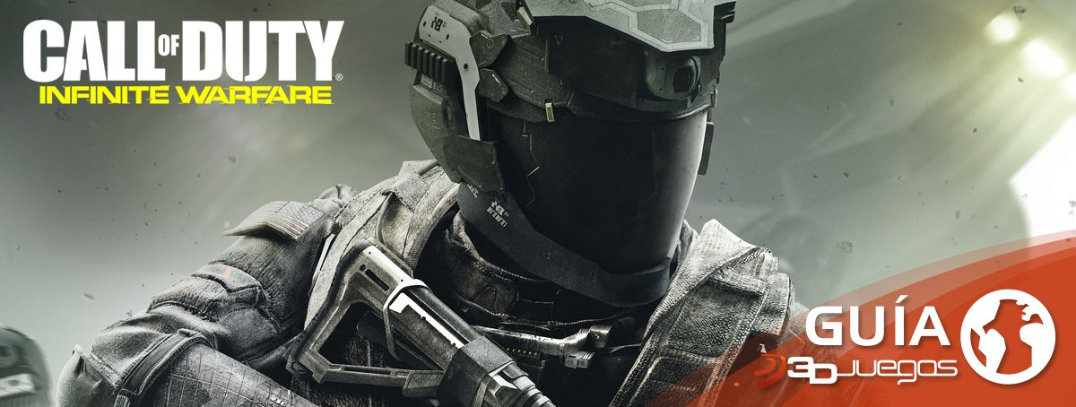 Guía Call of Duty: Infinite Warfare
