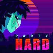 Carátula de Party Hard - Linux