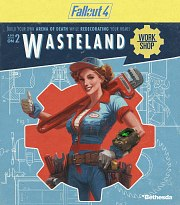 Carátula de Fallout 4 - Wasteland Workshop - PS4