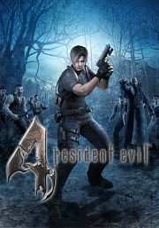 Carátula de Resident Evil 4 - Nintendo Switch