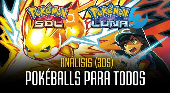 Análisis de Pokémon Luna / Sol