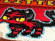 Así son los pokémon hechos con miles de fichas de dominó