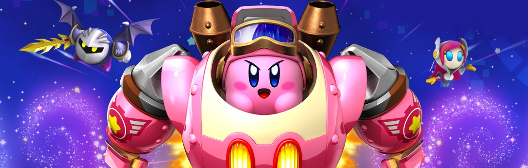 Análisis Kirby Planet Robobot