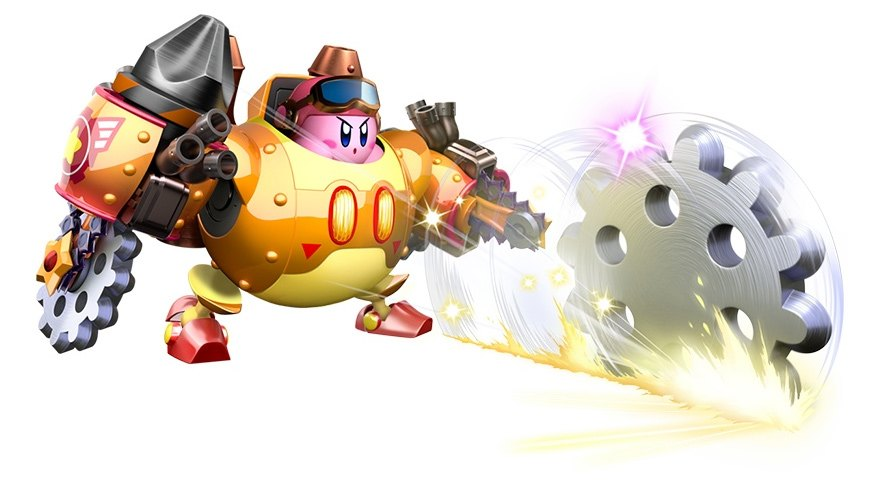 Kirby Planet Robobot 3DS