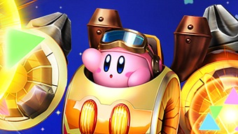 Video Kirby: Planet Robobot, Gameplay 3DJuegos